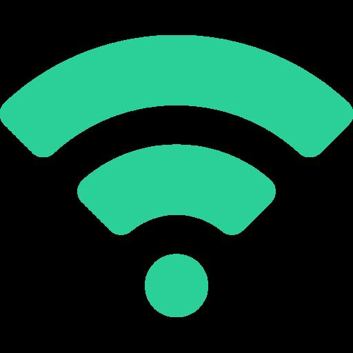 Icona servizi Wireless